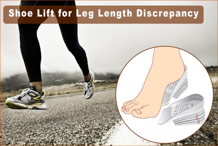 shoe lifts for leg length discrepancy